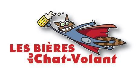 Le Chat Volant [bières] Logocv10