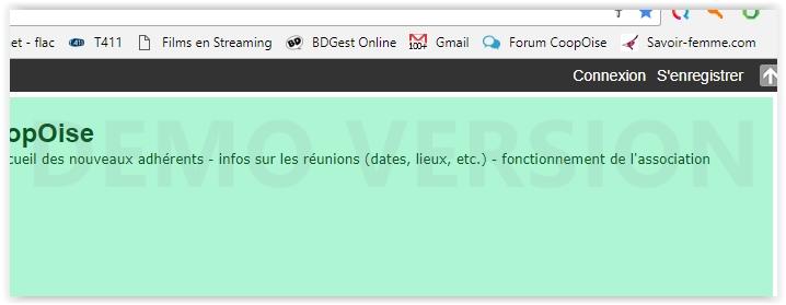 1 - Comment s'inscrire sur le forum ? Screen10