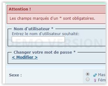 1 - Comment s'inscrire sur le forum ? Screen13