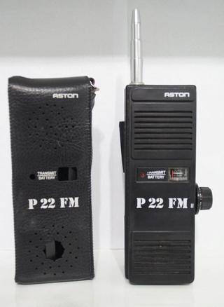 Aston P 22 FM II (Portable) Aston-23