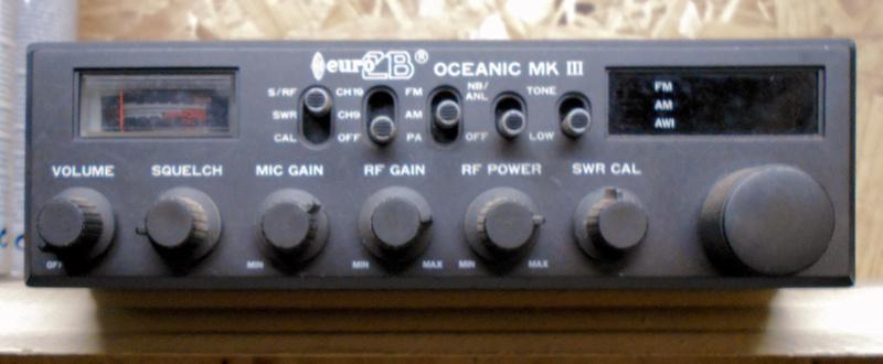 EuroCB Oceanic MK III (Mobile) Mk3a110