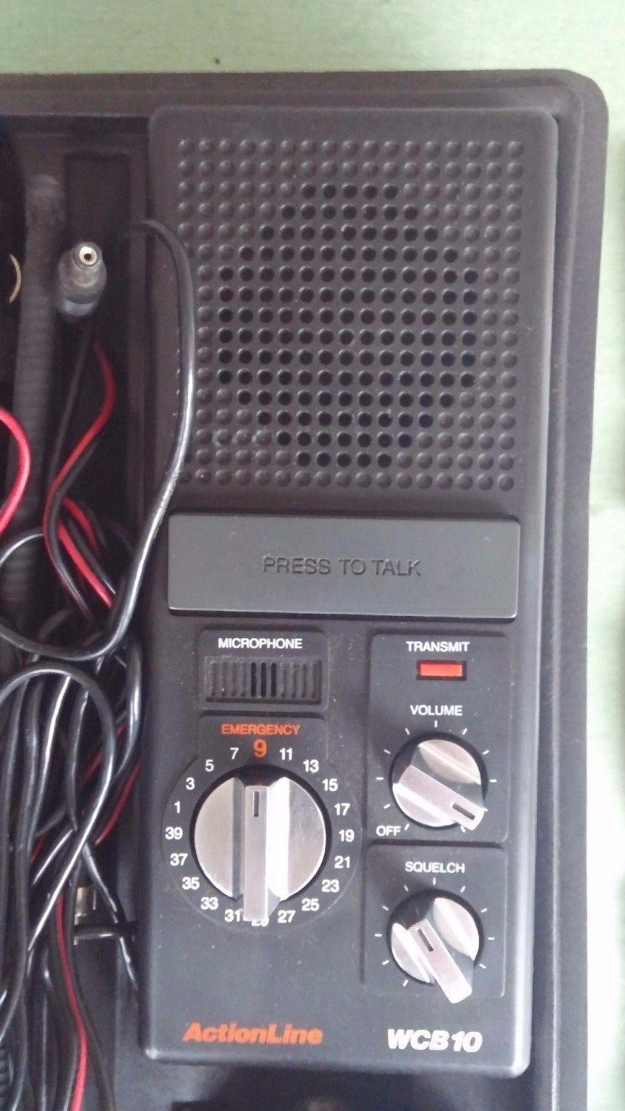 ActionLine WCB 10 (Portable/Mobile) Vintag10