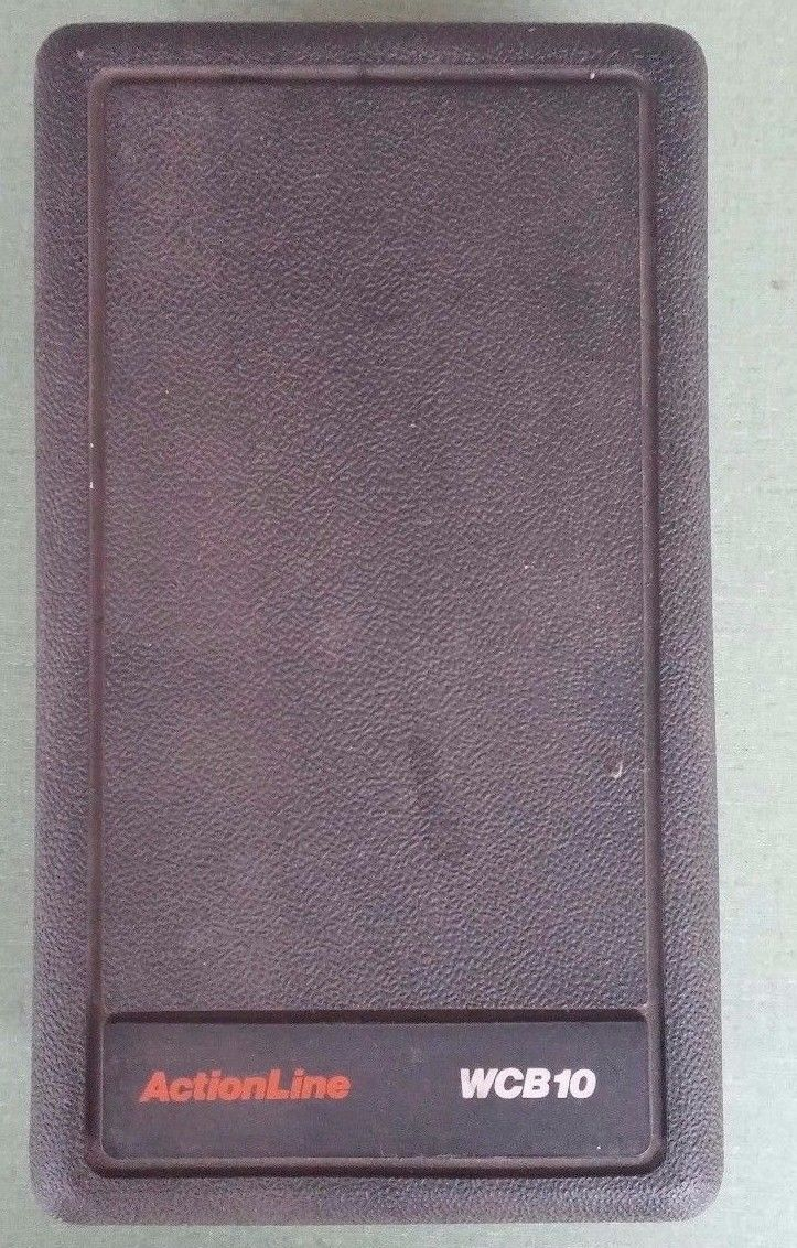 ActionLine WCB 10 (Portable/Mobile) Vintag11