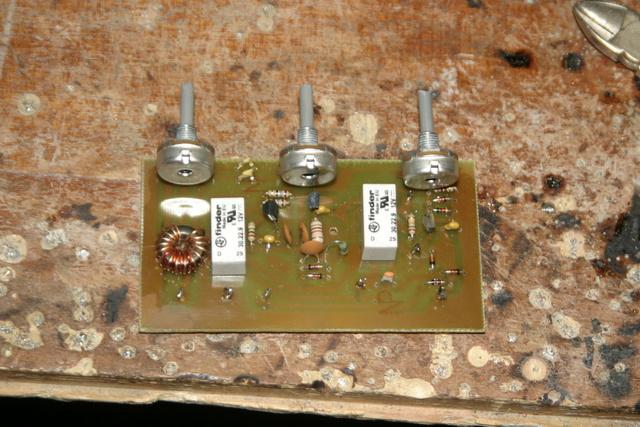 Filtre - Wimo QRM-éliminator (Filtre anti QRMs) Wimo0110