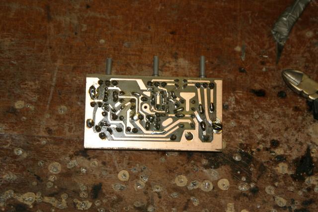 Filtre - Wimo QRM-éliminator (Filtre anti QRMs) Wimo0210