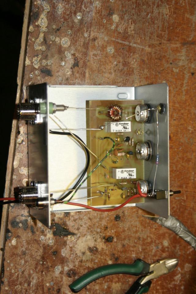 Filtre - Wimo QRM-éliminator (Filtre anti QRMs) Wimo0310
