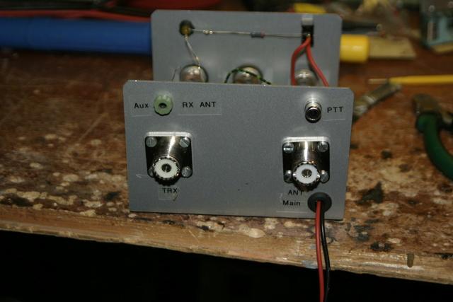Filtre - Wimo QRM-éliminator (Filtre anti QRMs) Wimo0410