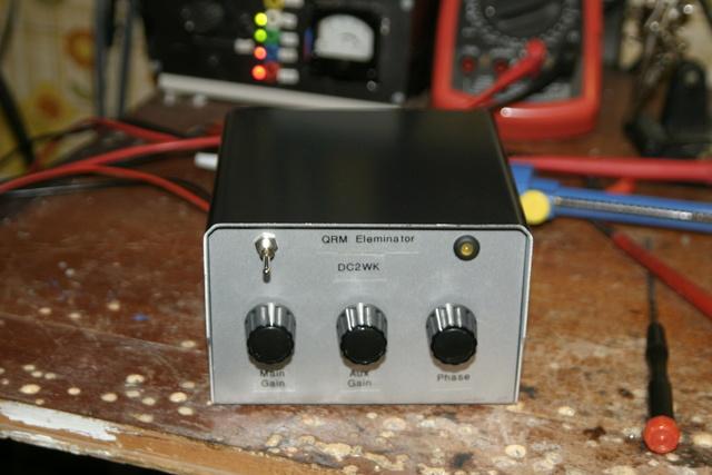 Filtre - Wimo QRM-éliminator (Filtre anti QRMs) Wimo0510