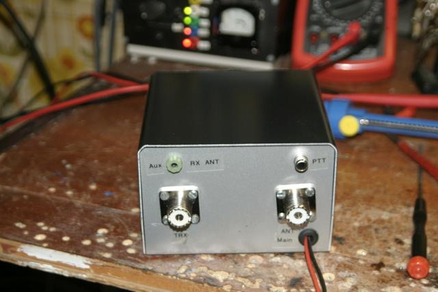 Filtre - Wimo QRM-éliminator (Filtre anti QRMs) Wimo0610