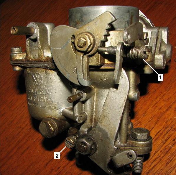 Podešavanje karburatora Starij10