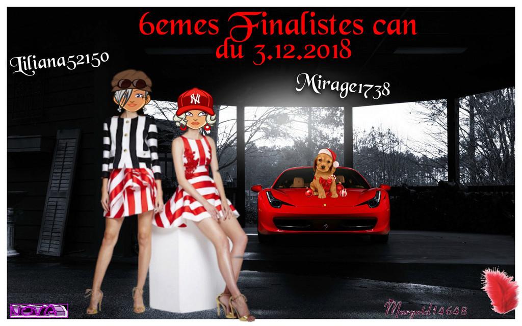 Trophée Can du 03/12/18 Mirage10