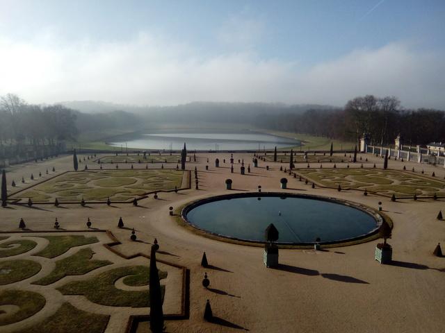 Visite des Jardins/Trianons/exterieurs du Château de Versailles du 18 Février 2017 Img_2011