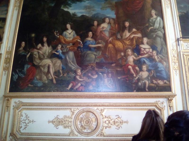 Visite du Château de Versailles du 18 Février 2017 Img_2035