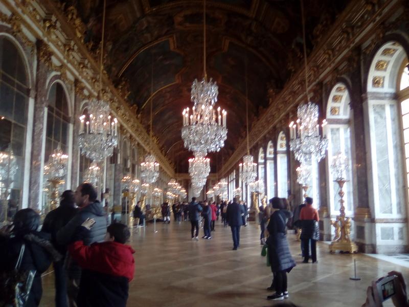 Visite du Château de Versailles du 18 Février 2017 Img_2036