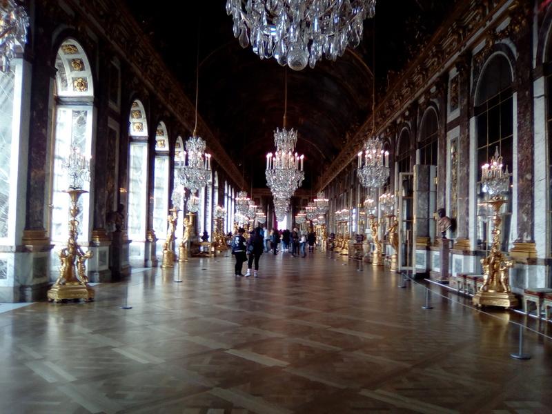 Visite du Château de Versailles du 18 Février 2017 Img_2039