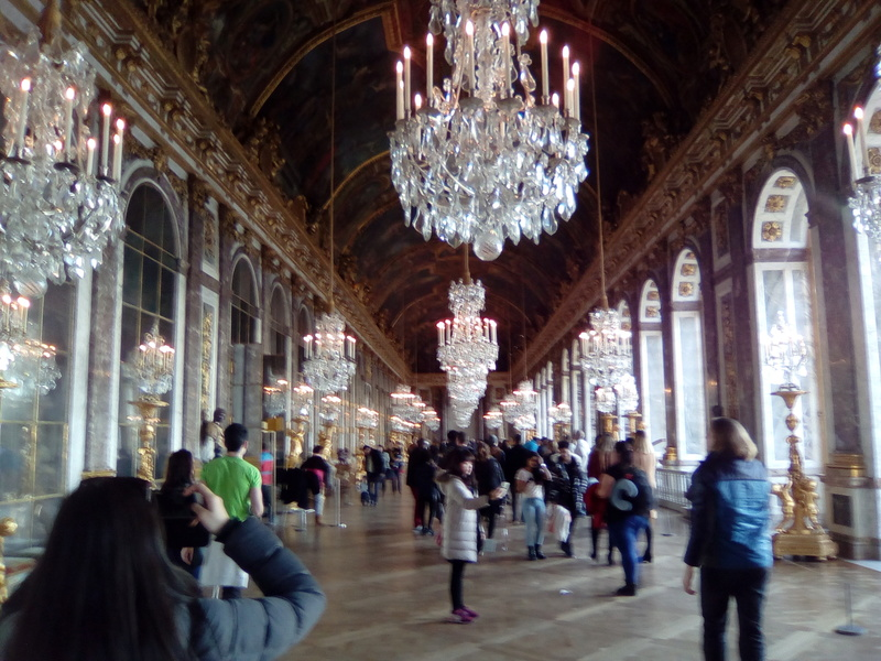 Visite du Château de Versailles du 18 Février 2017 Img_2040