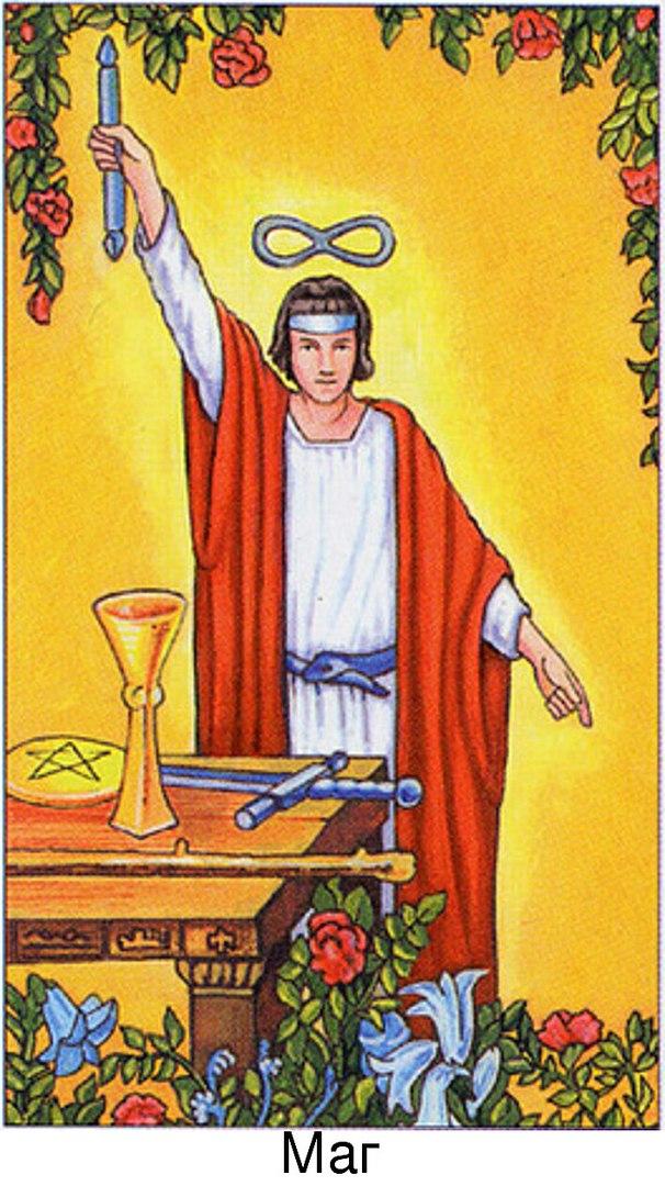Медитация на Старшие Арканы Evicsn10
