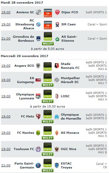[15è journée] Ligue 1 [Saison 2017/18] Captur11