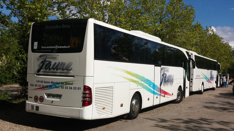 Mercedes TRAVEGO / TOURISMO 20170513