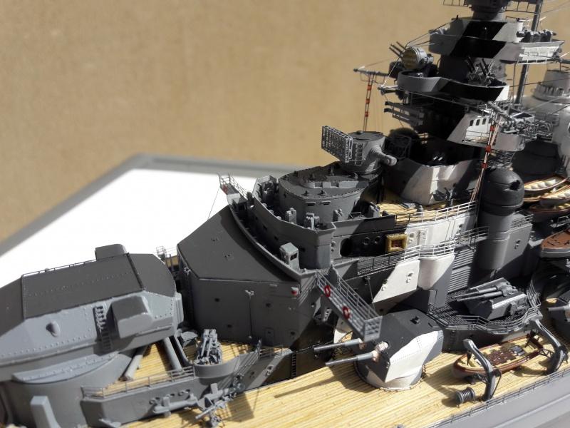 Bismarck 1/350 Revell Premium + PE 12047710