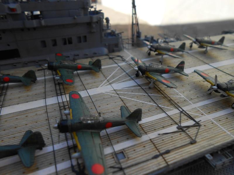 Junyo Oct 1942 Hasegawa 1/350 + PE + Pont en bois 20180359
