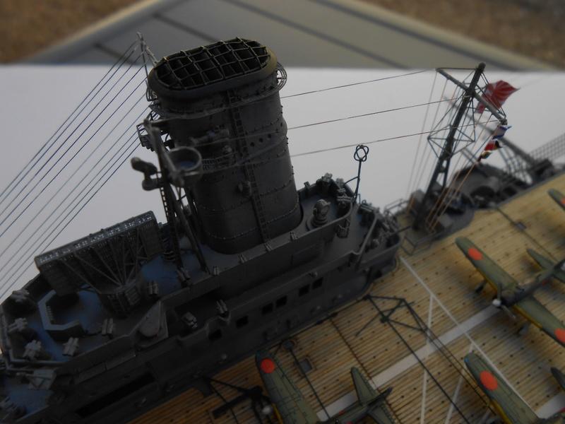 Junyo Oct 1942 Hasegawa 1/350 + PE + Pont en bois 20180363