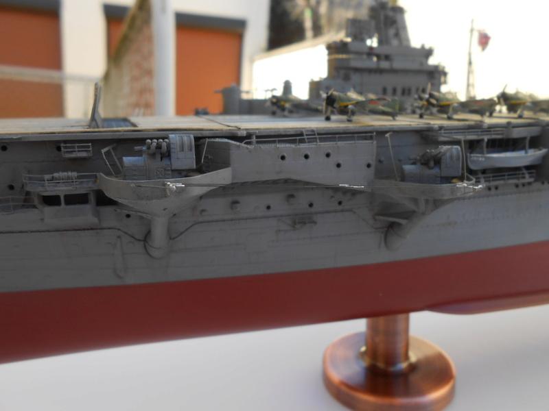 Junyo Oct 1942 Hasegawa 1/350 + PE + Pont en bois 20180364