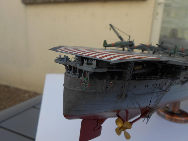 Junyo Oct 1942 Hasegawa 1/350 + PE + Pont en bois 20180365