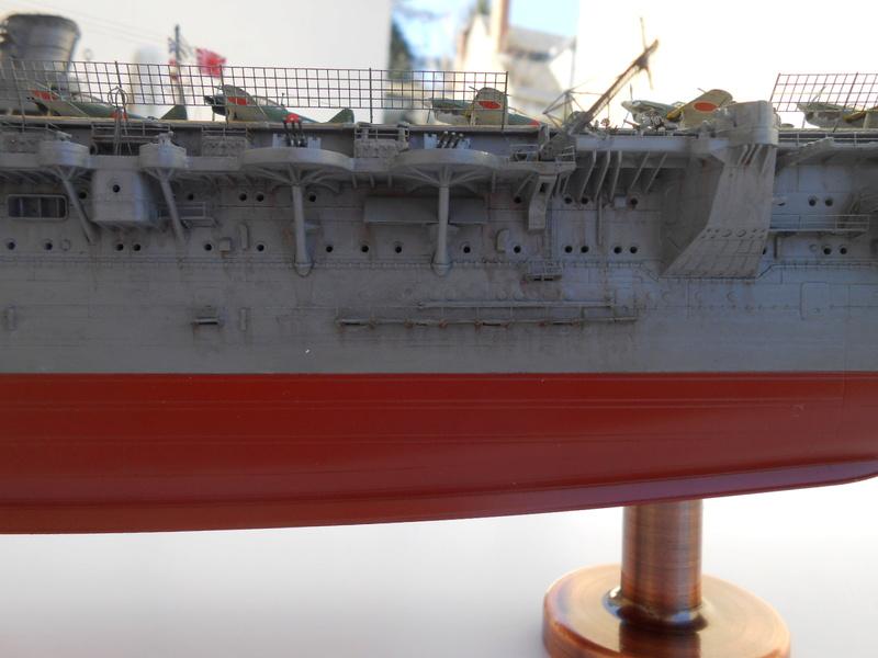 Junyo Oct 1942 Hasegawa 1/350 + PE + Pont en bois 20180366