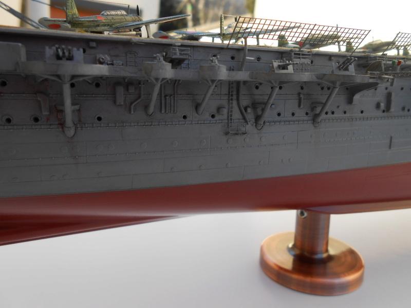 Junyo Oct 1942 Hasegawa 1/350 + PE + Pont en bois 20180372