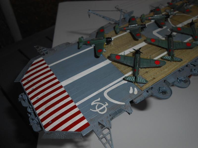 Junyo Oct 1942 Hasegawa 1/350 + PE + Pont en bois 20180377