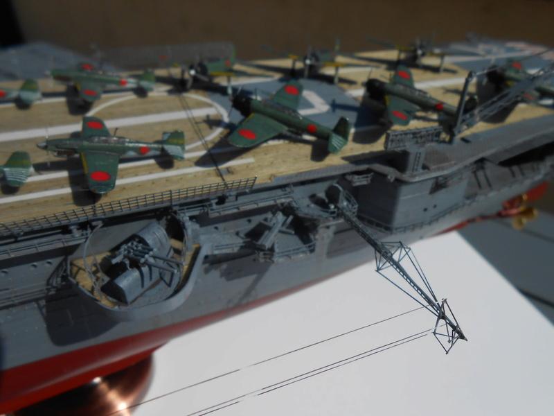 Junyo Oct 1942 Hasegawa 1/350 + PE + Pont en bois 20180382
