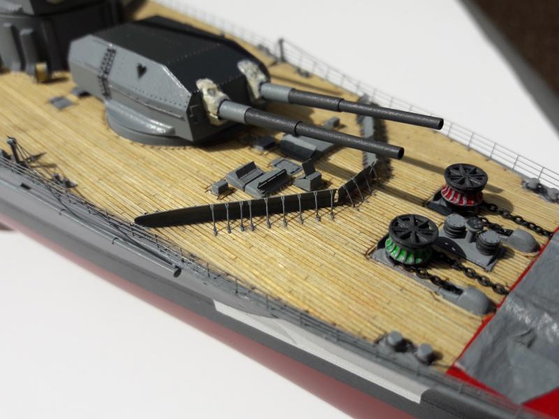 Bismarck 1/350 Revell Premium + PE 20405510