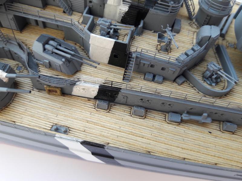 Bismarck 1/350 Revell Premium + PE 23665510