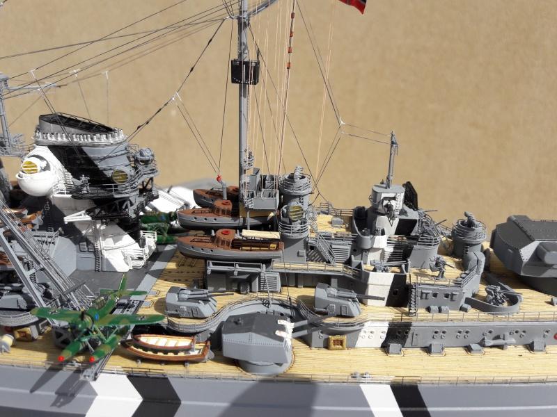 Bismarck MENG au 1/700e kit de PE Eduard - Page 2 25196110