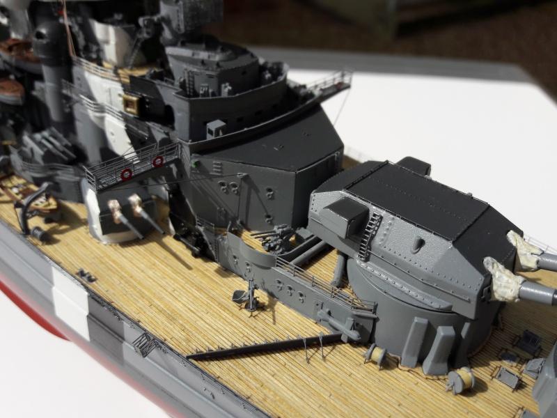 Bismarck 1/350 Revell Premium + PE 26993610
