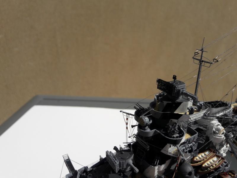 Bismarck 1/350 Revell Premium + PE 27561510