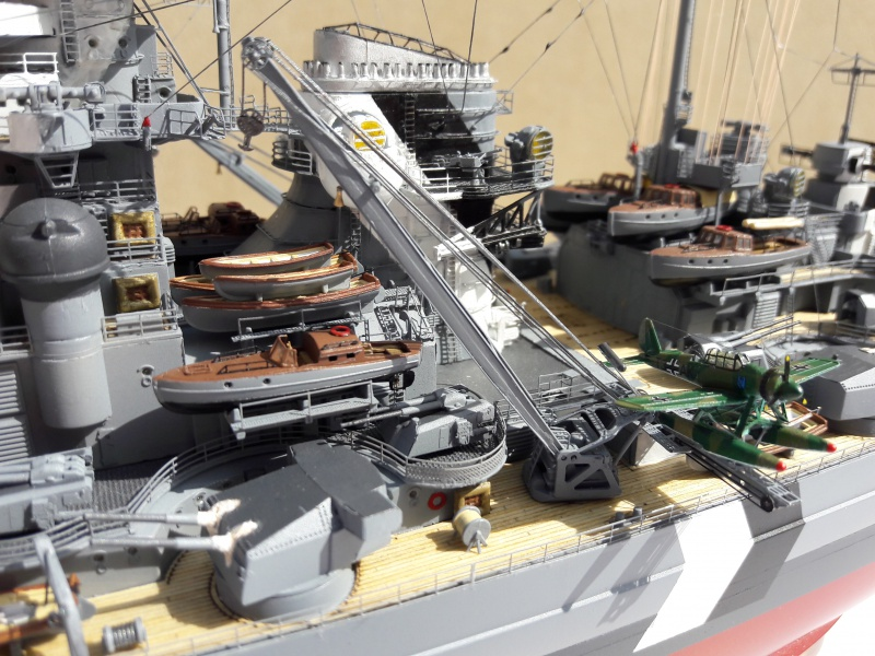 Bismarck 1/350 Tamiya  - Page 6 27712410