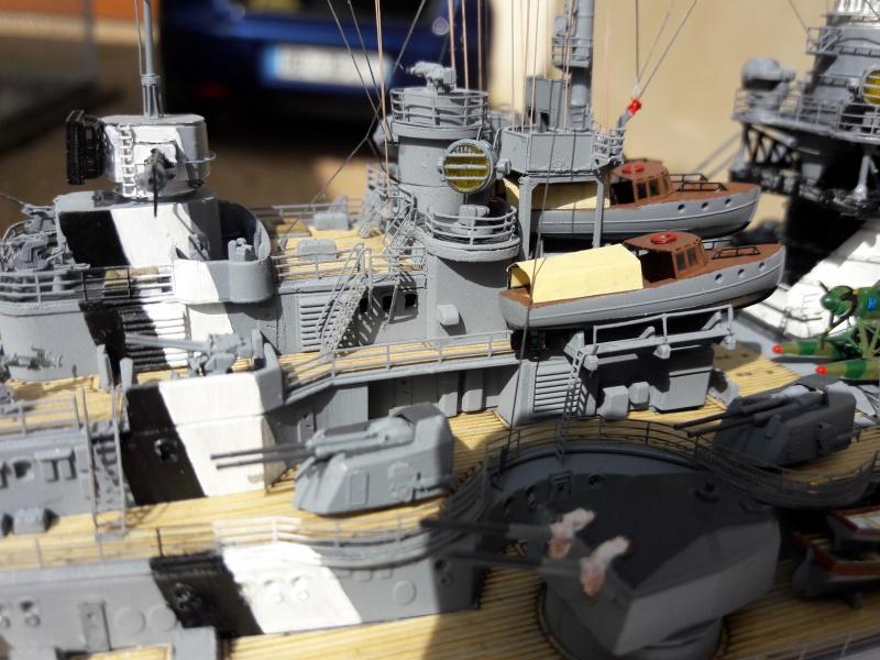 Bismarck 1/350 Revell Premium + PE 28766110