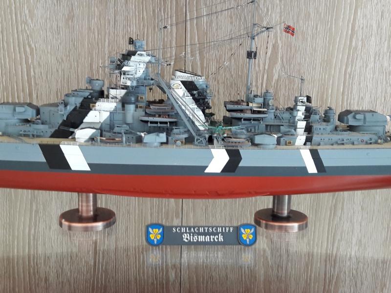 Bismarck 1/350 Revell Premium + PE 37055410