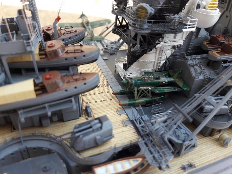 PA DKM Graf Zeppelin PE Pont en bois 1/350 - Page 6 46563410