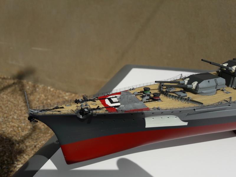 Bismarck 1/350 Revell Premium + PE 46830310
