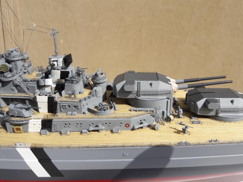 Bismarck 1/350 Revell Premium + PE 47773910