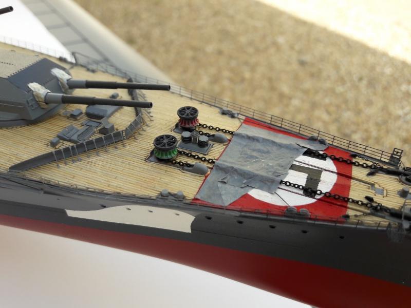 Bismarck 1/350 Revell Premium + PE 61015310