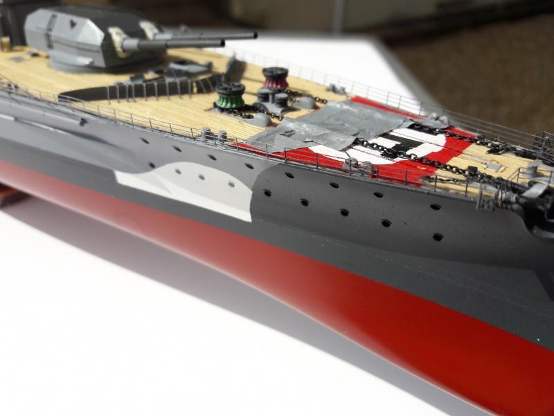Bismarck 1/350 Revell Premium + PE 68153910