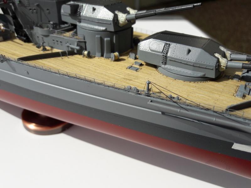 Bismarck 1/350 Revell Premium + PE 71983910