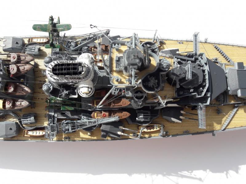 Bismarck 1/350 Revell Premium + PE 79199210