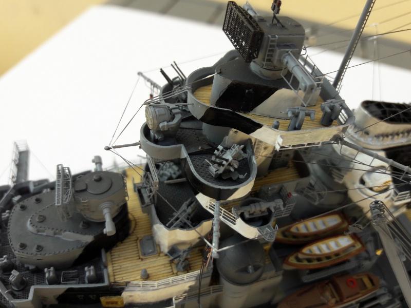 Bismarck 1/350 Revell Premium + PE 82844910