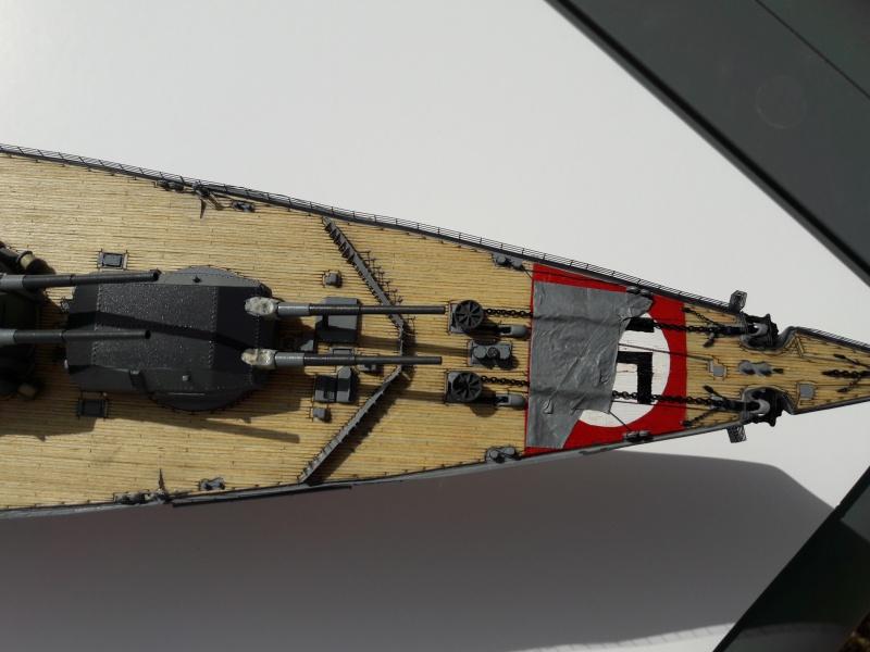 Bismarck 1/350 Revell Premium + PE 89530710