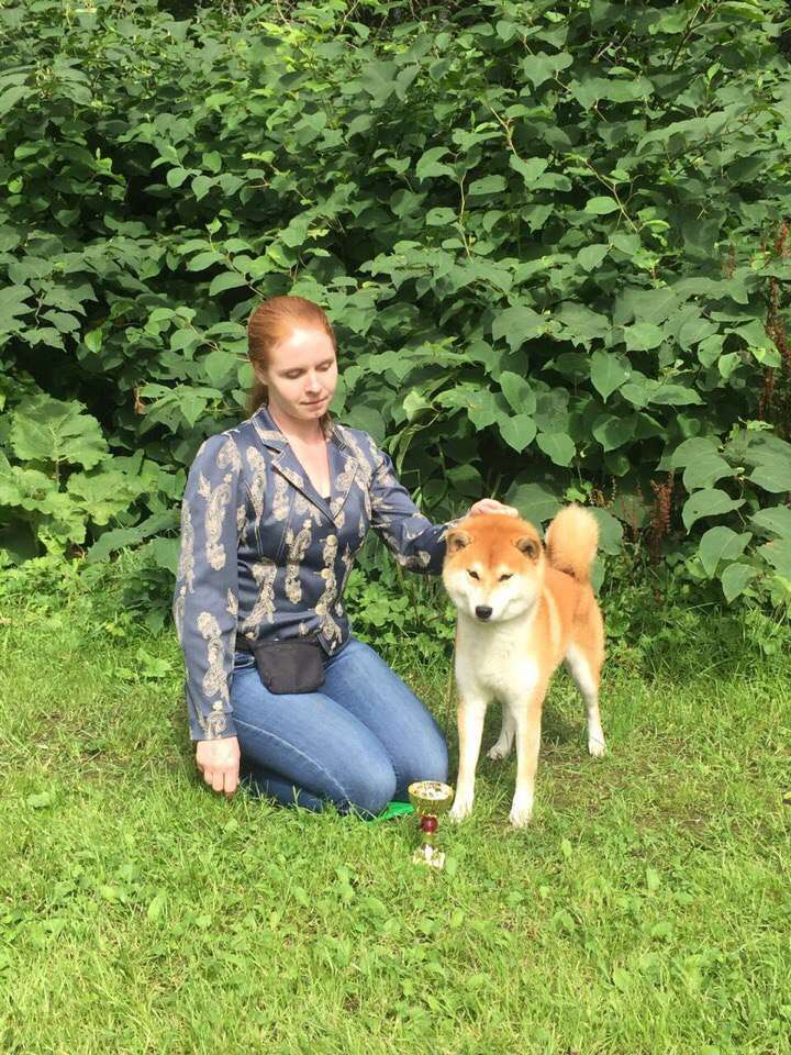 Молодой чемпион ищет принцесс для вязок! Москва -2gzl-10